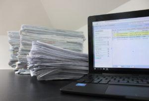 Бухгалтерский учет первичных документов с применением электронной подписи