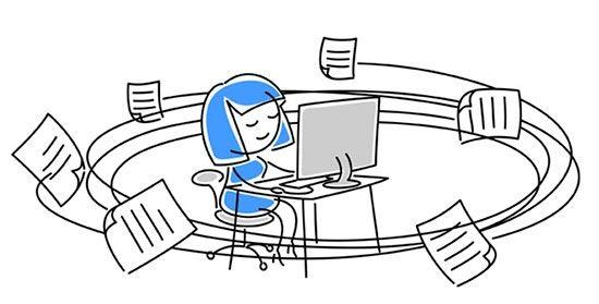 Электронный документооборот с помощью ЭЦП. Особенности.