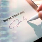 Как подписать документ (word, pdf и другие) электронной подписью?